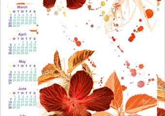 Календарь/Photoshop