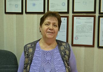 Слюняева Татьяна Ивановна